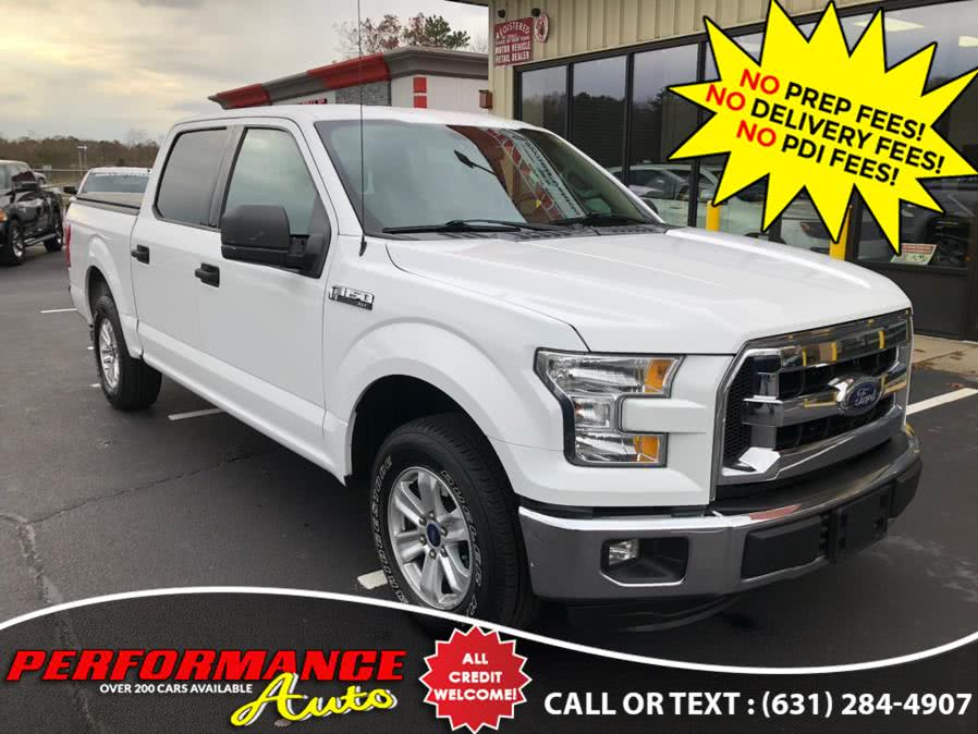 Used 2015 Ford F-150 in Bohemia, New York | Performance Auto Inc. Bohemia, New York