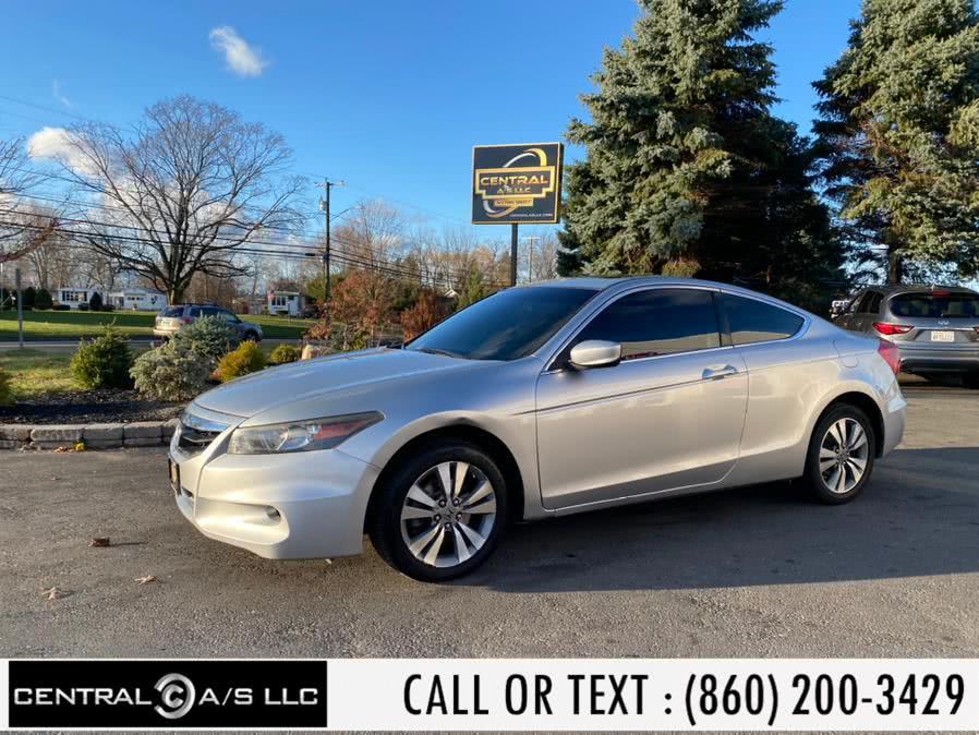 Used 2012 Honda Accord Cpe in East Windsor, Connecticut | Central A/S LLC. East Windsor, Connecticut