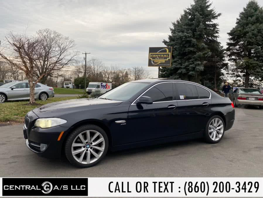 Used 2011 BMW 5 Series in East Windsor, Connecticut | Central A/S LLC. East Windsor, Connecticut