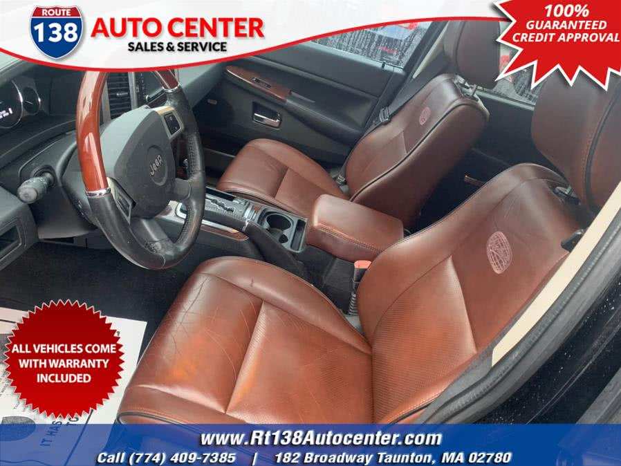 Used 2009 Jeep Grand Cherokee in Taunton, Massachusetts | Rt 138 Auto Center Inc . Taunton, Massachusetts