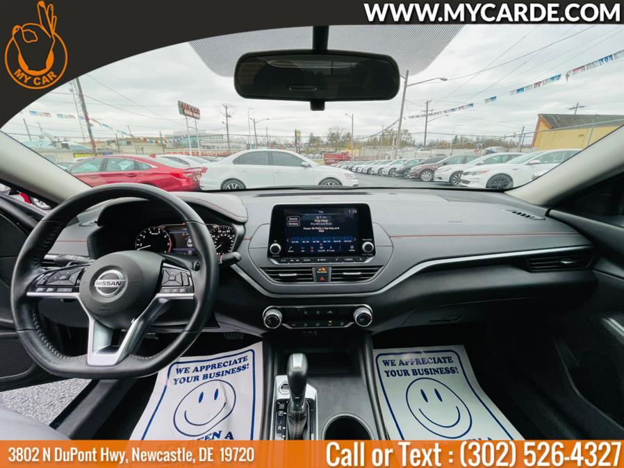 Used Nissan Altima 2.5 SR Sedan 2019 | My Car. Newcastle, Delaware