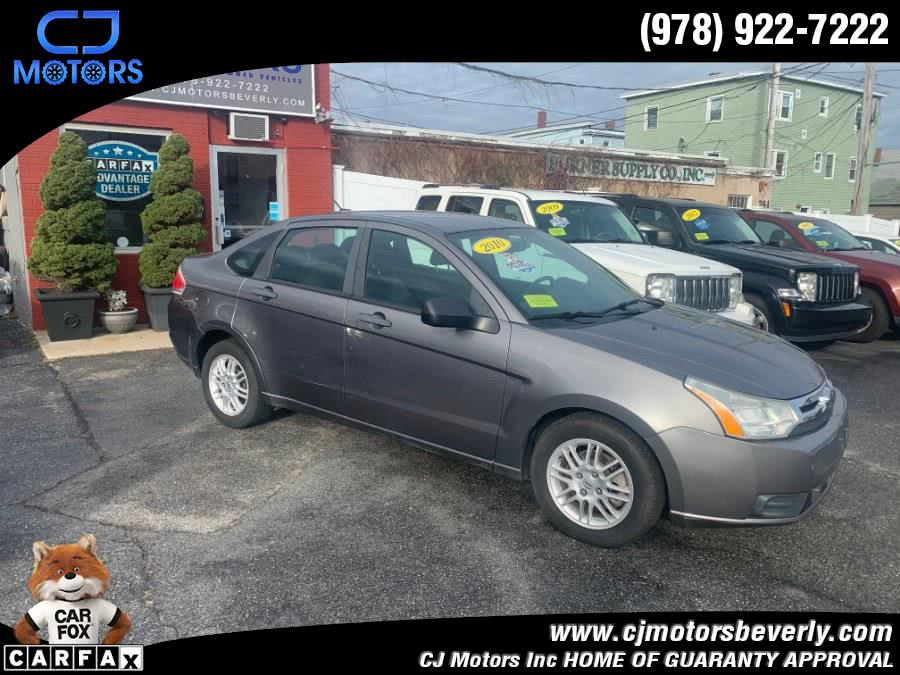 Used 2010 Ford Focus in Beverly, Massachusetts | CJ Motors Inc. Beverly, Massachusetts
