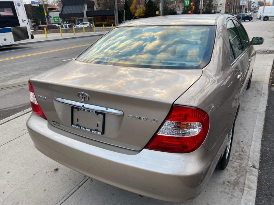 Used Toyota Camry 4dr Sdn LE Auto 2003 | Middle Village Motors . Middle Village, New York