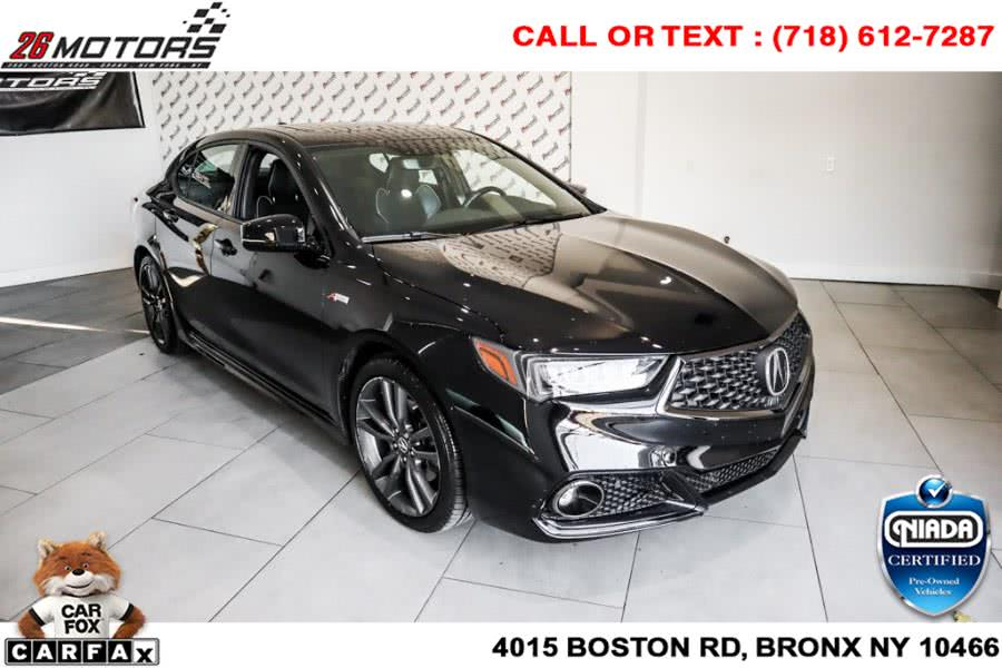 Acura TLX 3.5L FWD w/A-SPEC Pkg 2018