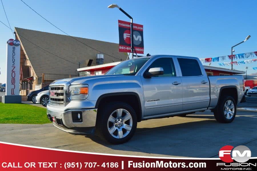 Used 2014 GMC Sierra 1500 in Moreno Valley, California | Fusion Motors Inc. Moreno Valley, California