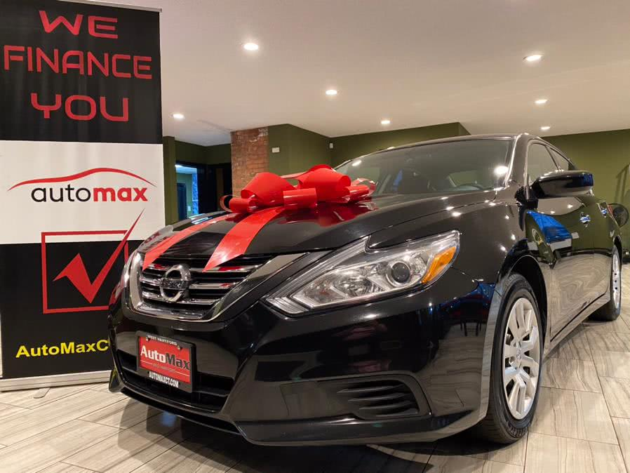 Used 2016 Nissan Altima in West Hartford, Connecticut | AutoMax. West Hartford, Connecticut
