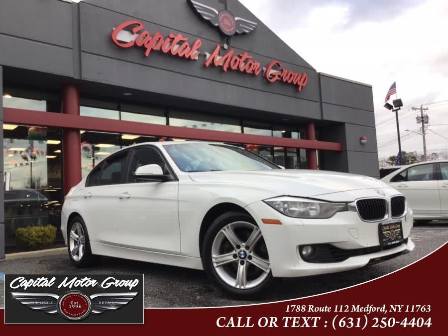 Used BMW 3 Series 4dr Sdn 328i xDrive AWD SULEV 2014 | Capital Motor Group Inc. Medford, New York