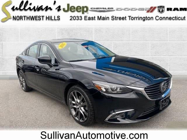 Used Mazda Mazda6 Grand Touring 2017 | Sullivan Automotive Group. Avon, Connecticut