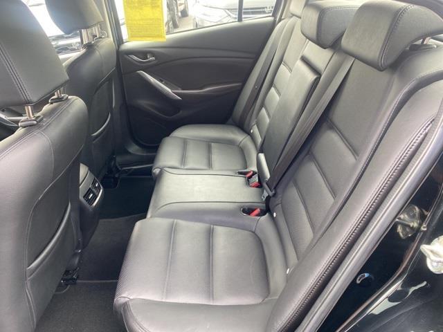 Used Mazda Mazda6 Grand Touring 2017   Sullivan Automotive Group. Avon, Connecticut