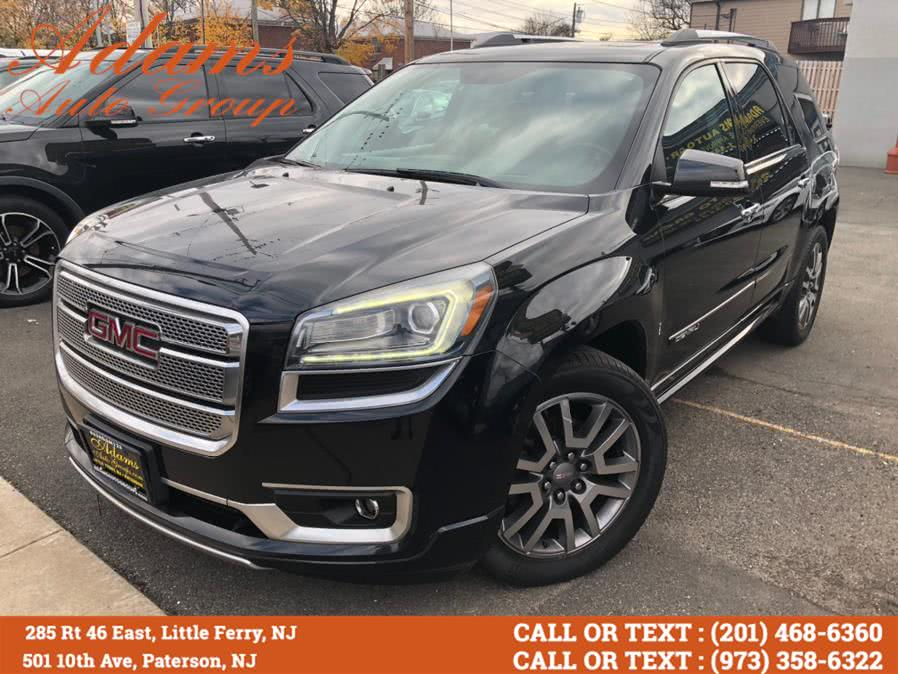 Used 2013 GMC Acadia in Paterson, New Jersey | Adams Auto Group. Paterson, New Jersey