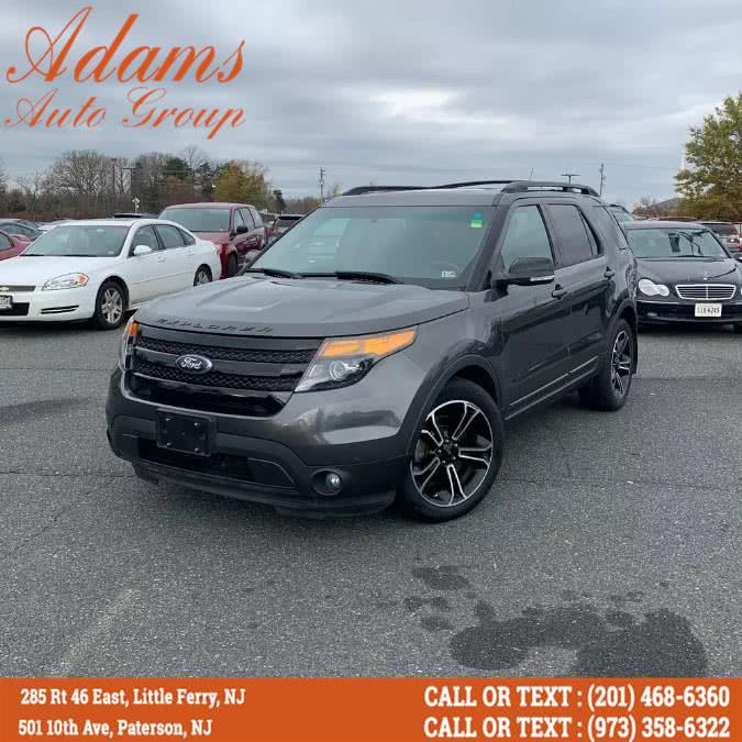 Used 2015 Ford Explorer in Little Ferry , New Jersey | Adams Auto Group . Little Ferry , New Jersey