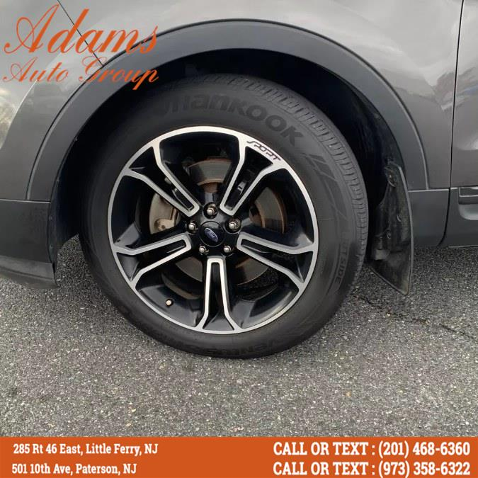 Used Ford Explorer 4WD 4dr Sport 2015   Adams Auto Group . Little Ferry , New Jersey