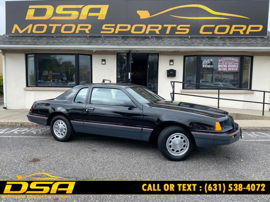 Used Ford Thunderbird 2dr Coupe Turbo 1986 | DSA Motor Sports Corp. Commack, New York