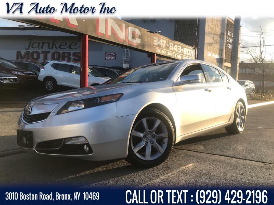 Used 2012 Acura TL in Bronx, New York | VA Auto Motor Inc. Bronx, New York