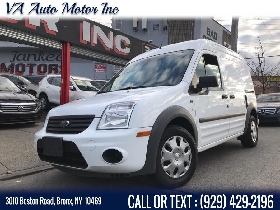 """Used Ford Transit Connect 114.6"""" XLT w/o side or rear door glass 2011 
