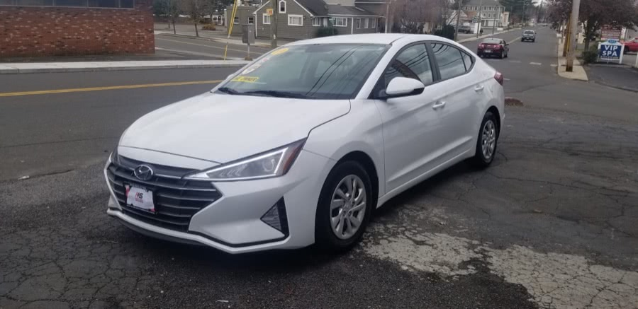 Used Hyundai Elantra SE Auto 2019 | Adonai Auto Sales LLC. Milford, Connecticut