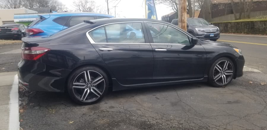 Used 2016 Honda Accord Sedan in Milford, Connecticut | Adonai Auto Sales LLC. Milford, Connecticut