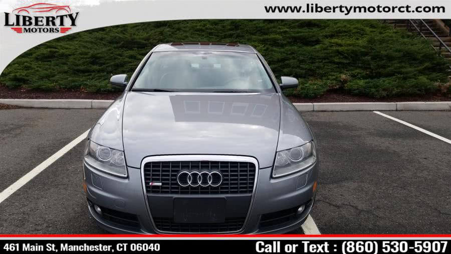 Used 2008 Audi A6 in Manchester, Connecticut | Liberty Motors. Manchester, Connecticut