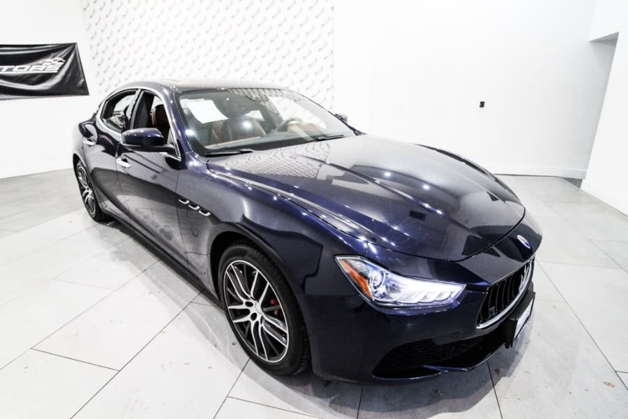 Maserati Ghibli S Q4 2017