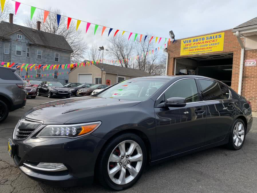 Used 2014 Acura RLX in Hartford, Connecticut | VEB Auto Sales. Hartford, Connecticut