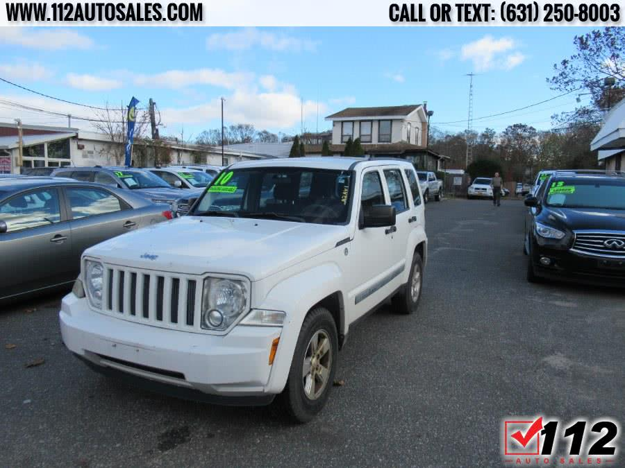 Used Jeep Liberty 4WD 4dr Sport 2010 | 112 Auto Sales. Patchogue, New York