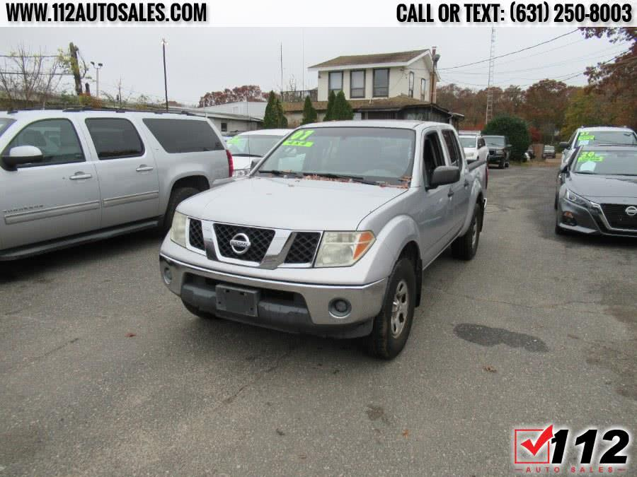 Used Nissan Frontier 4WD Crew Cab SWB Auto SE 2007 | 112 Auto Sales. Patchogue, New York