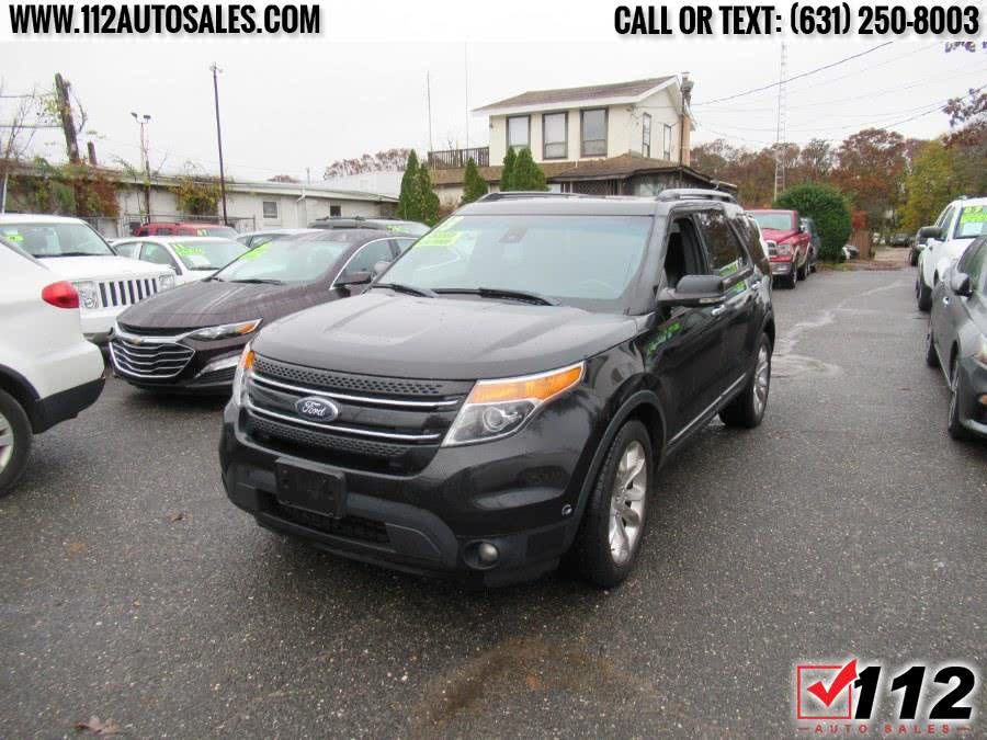 Used Ford Explorer 4WD 4dr Limited 2013 | 112 Auto Sales. Patchogue, New York