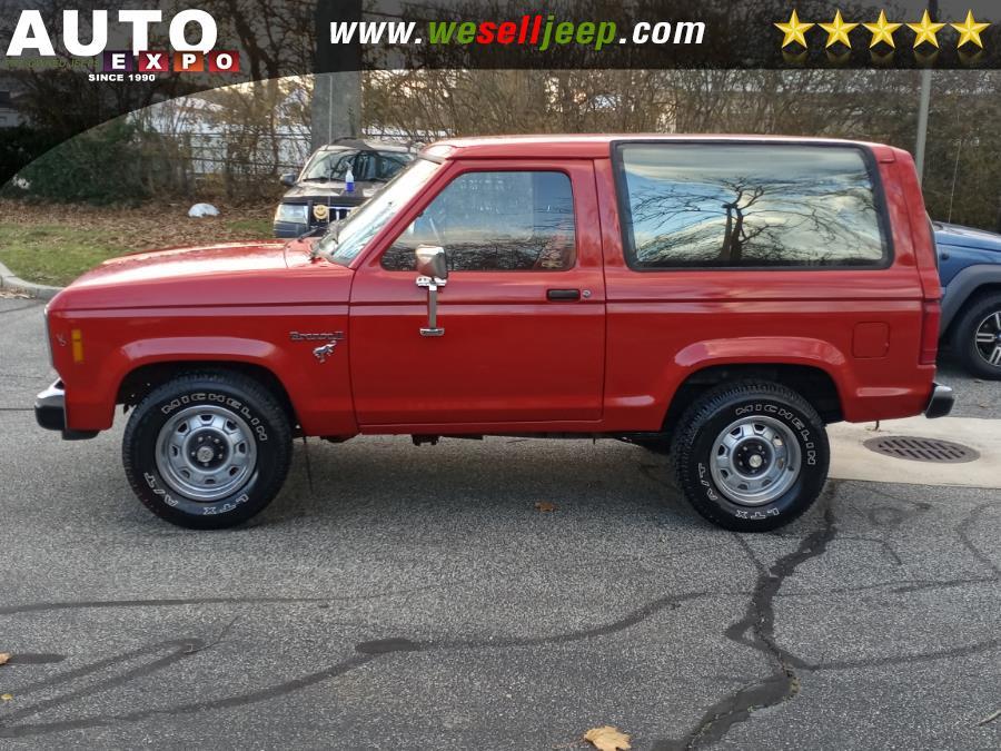 Used Ford Bronco II 2dr Wagon Eddie Bauer 4WD 1986 | Auto Expo. Huntington, New York