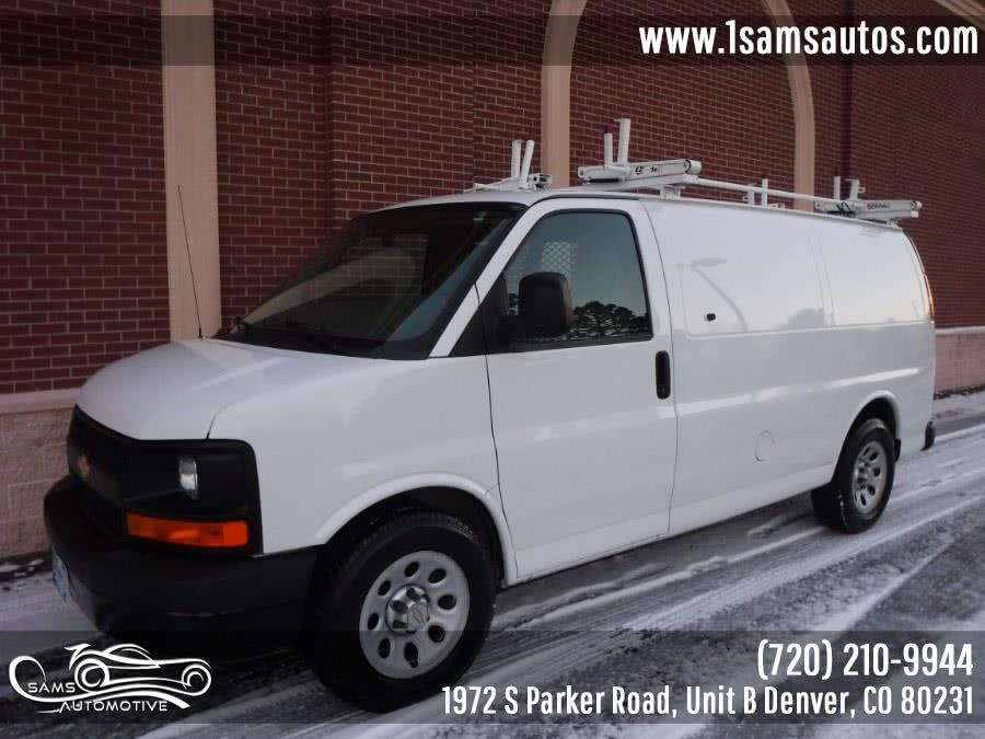 Used 2011 Chevrolet Express Cargo Van in Denver, Colorado | Sam's Automotive. Denver, Colorado