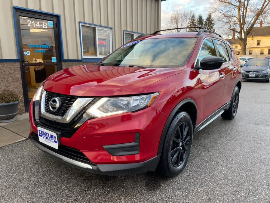 Used 2017 Nissan Rogue in East Windsor, Connecticut | Century Auto And Truck. East Windsor, Connecticut
