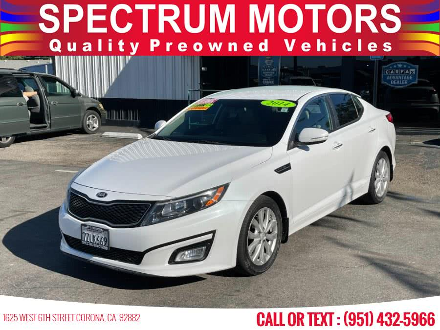 2014 Kia Optima EX photo