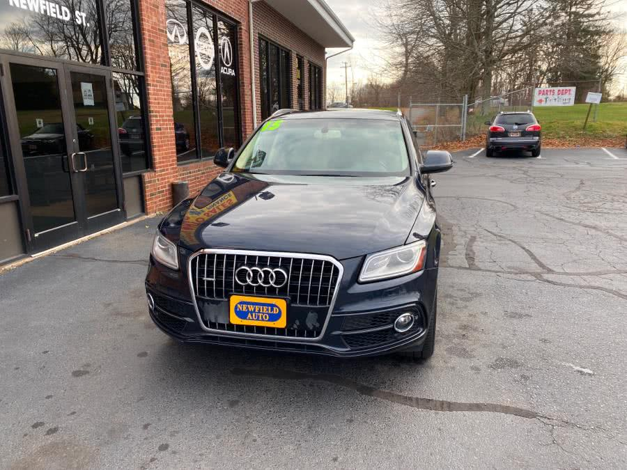 Used 2015 Audi Q5 in Middletown, Connecticut | Newfield Auto Sales. Middletown, Connecticut