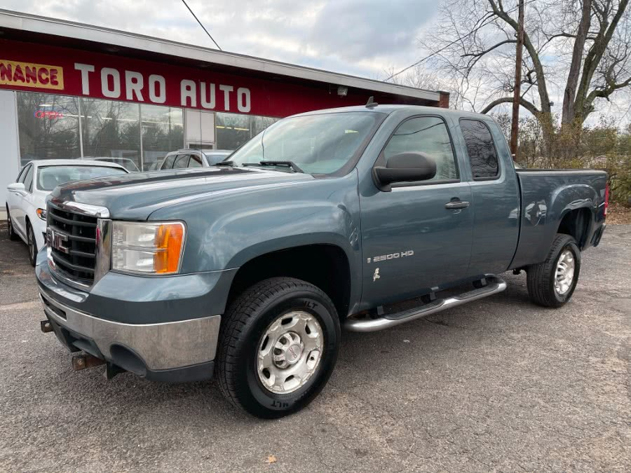 Used 2007 GMC Sierra 2500HD in East Windsor, Connecticut | Toro Auto. East Windsor, Connecticut