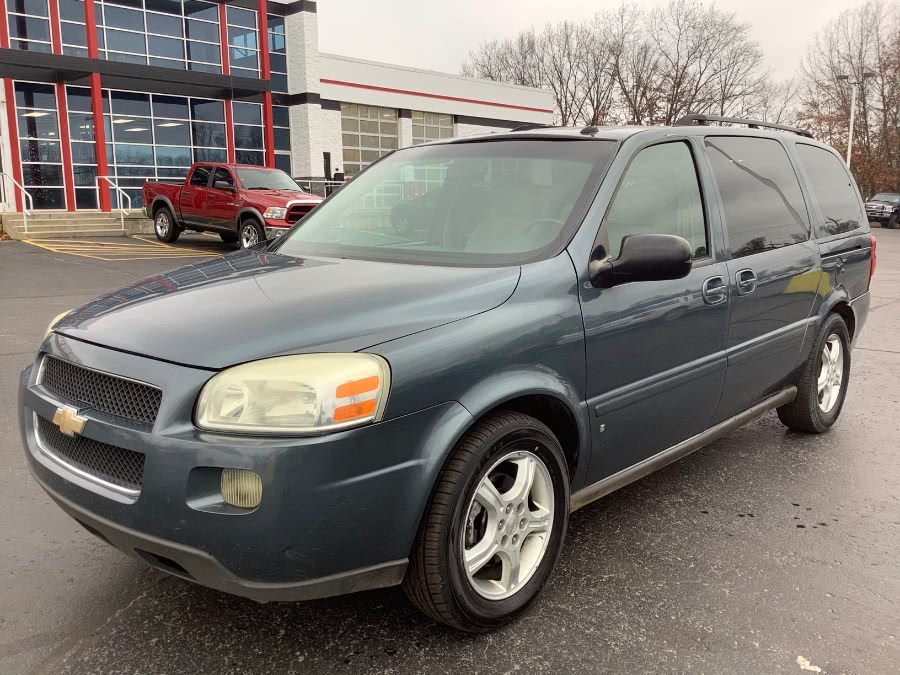 Used Chevrolet Uplander 4dr Ext WB FWD LT w/1LT 2006 | Marsh Auto Sales LLC. Ortonville, Michigan