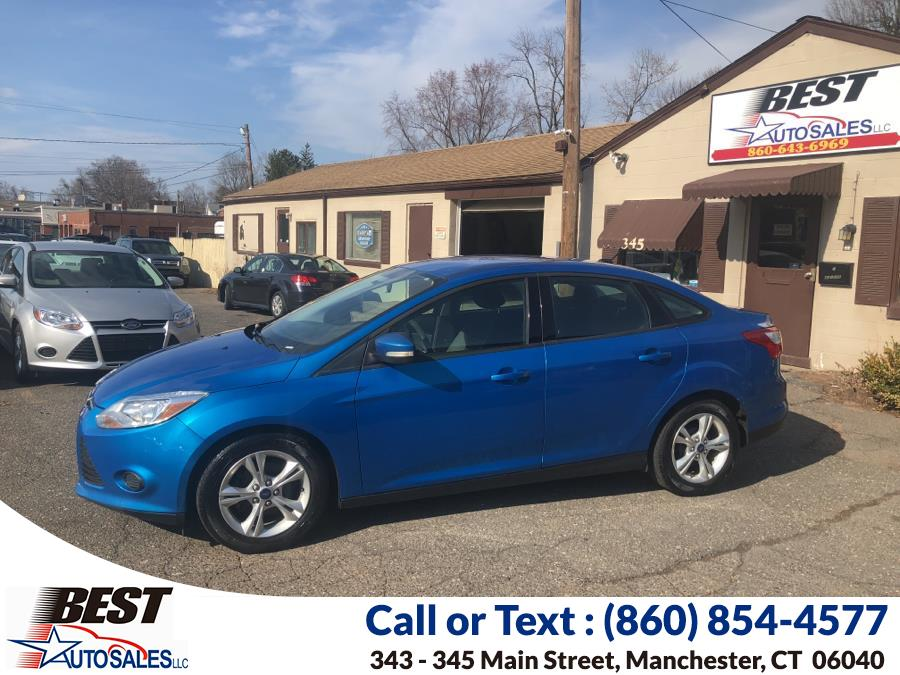 Used Ford Focus 4dr Sdn SE 2013 | Best Auto Sales LLC. Manchester, Connecticut