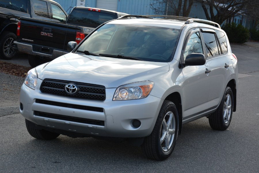 Used Toyota RAV4 4WD 4dr 4-cyl 4-Spd AT 2008 | New Beginning Auto Service Inc . Ashland , Massachusetts