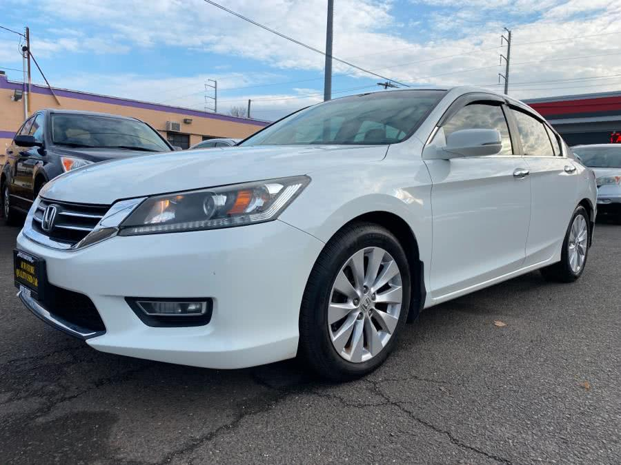 Used Honda Accord Sdn 4dr I4 CVT EX 2013 | Auto Store. West Hartford, Connecticut