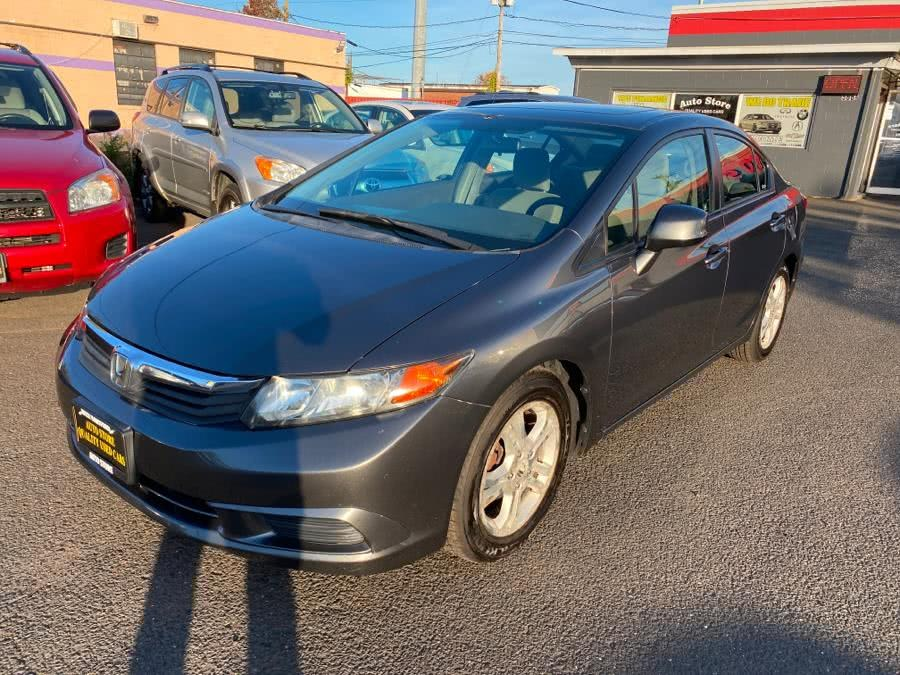 Used 2012 Honda Civic Sdn in West Hartford, Connecticut | Auto Store. West Hartford, Connecticut