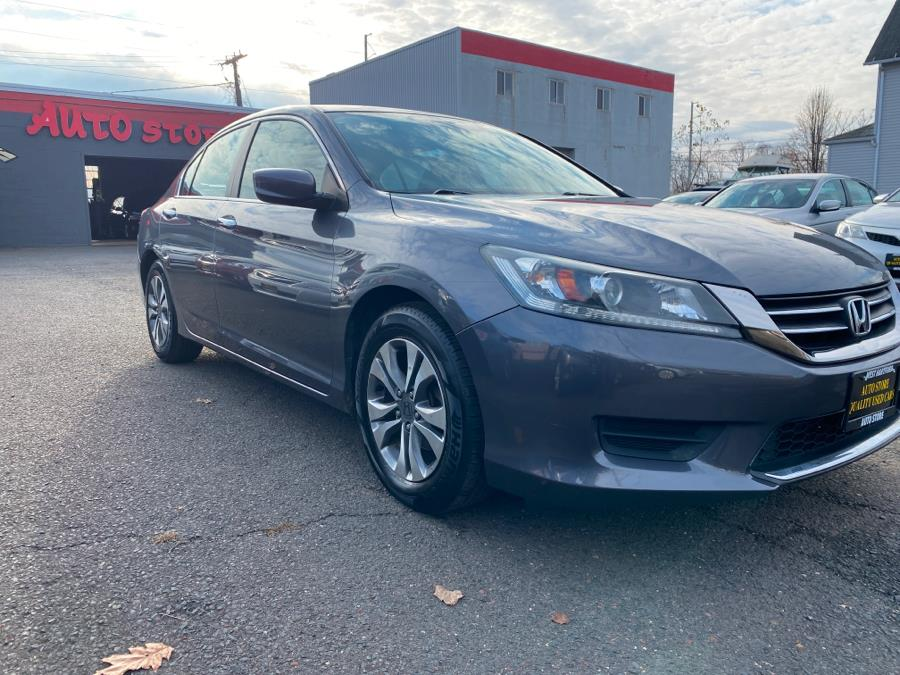 Used Honda Accord Sdn 4dr I4 CVT LX 2013 | Auto Store. West Hartford, Connecticut