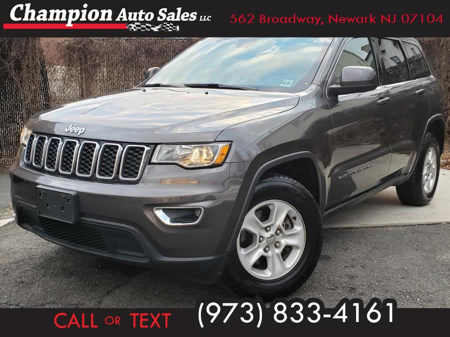Used Jeep Grand Cherokee Altitude 4x4 *Ltd Avail* 2017 | Champion Used Auto Sales 2. Newark , New Jersey
