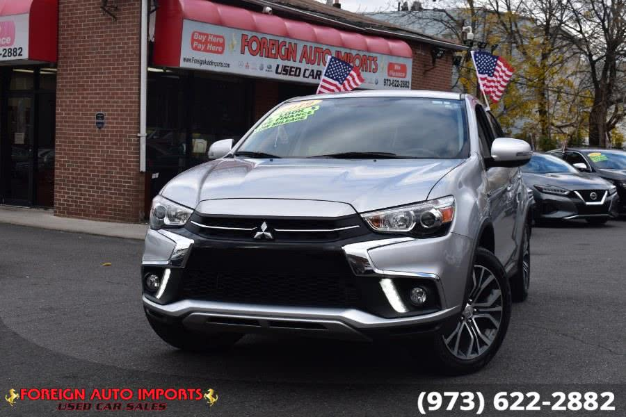 Used 2019 Mitsubishi Outlander Sport in Irvington, New Jersey | Foreign Auto Imports. Irvington, New Jersey