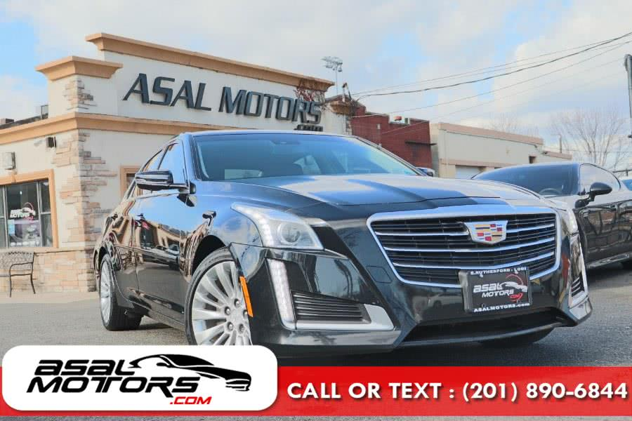 Used 2015 Cadillac CTS Sedan in East Rutherford, New Jersey | Asal Motors. East Rutherford, New Jersey