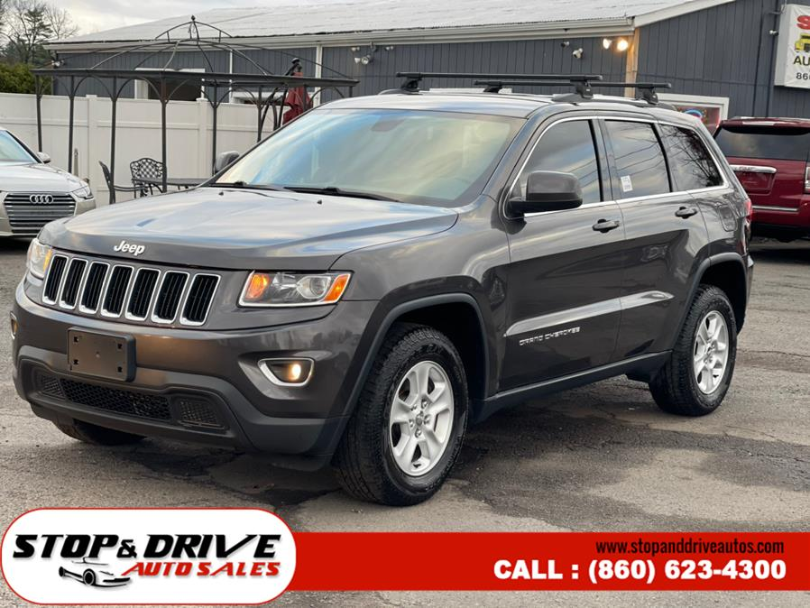 Used Jeep Grand Cherokee 4WD 4dr Laredo 2015 | Stop & Drive Auto Sales. East Windsor, Connecticut