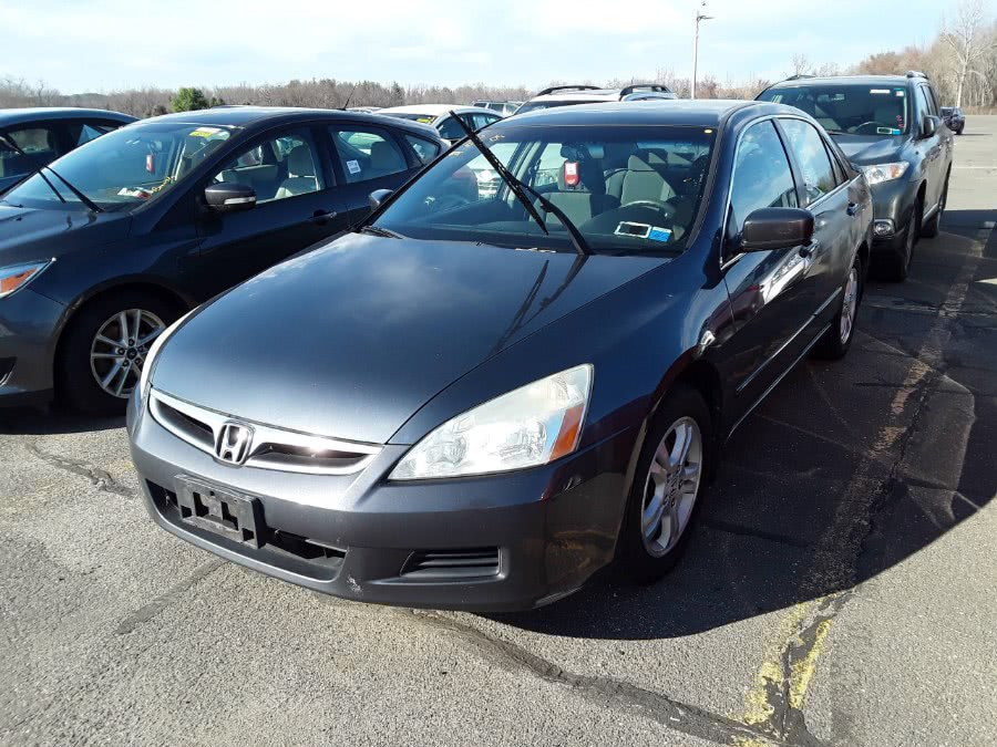 Used Honda Accord Sdn 4dr I4 AT LX SE 2007 | Payless Auto Sale. South Hadley, Massachusetts