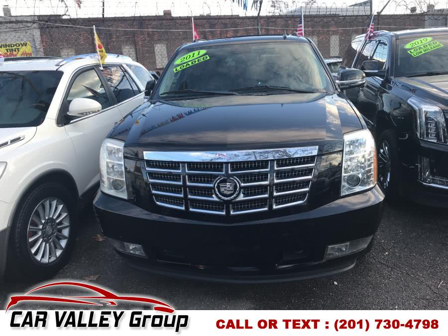 Used 2011 Cadillac Escalade ESV in Jersey City, New Jersey | Car Valley Group. Jersey City, New Jersey