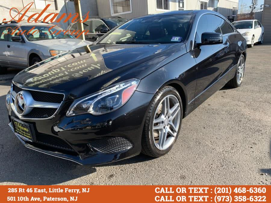 Used 2014 Mercedes-Benz E-Class in Paterson, New Jersey | Adams Auto Group. Paterson, New Jersey