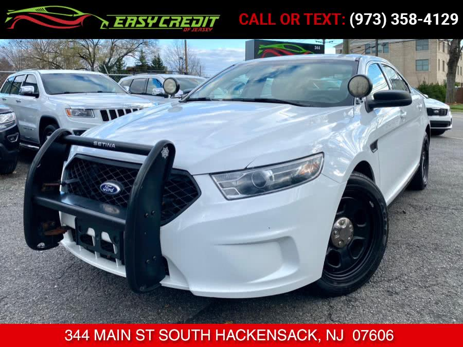 Used 2016 Ford Taurus Police Interceptor in South Hackensack, New Jersey | Easy Credit of Jersey. South Hackensack, New Jersey