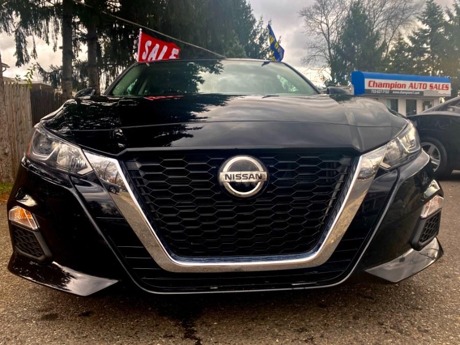 Used Nissan Altima 2.5 S Sedan 2019 | Champion Auto Sales. Rahway, New Jersey