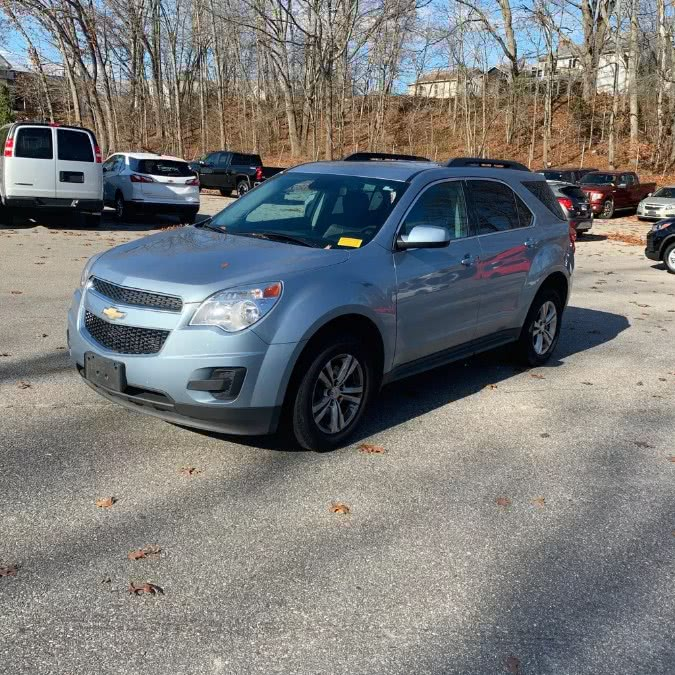Used Chevrolet Equinox AWD 4dr LT w/1LT 2015 | Riverside Motorcars, LLC. Naugatuck, Connecticut