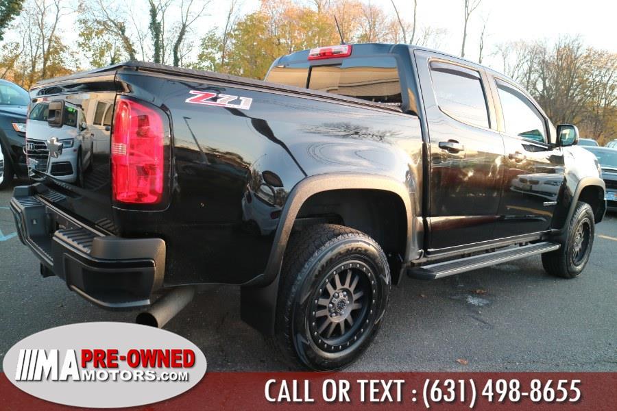 "Used Chevrolet Colorado 4WD Crew Cab 128.3"" Z71diesel duramax 2016 | M & A Motors. Huntington, New York"